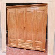 fix-Tủ 4c gỗ đinh hương